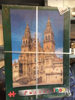 Puzle 1000 piezas Catedral de Santiago