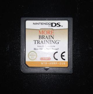 Nintendo DS: More Brain Training del Dr. Kawashima