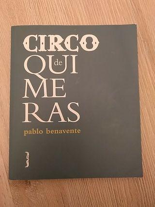 """Libro """"Circo de Quimeras"""""""