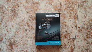 Auriculares Sennheiser Momentum In-Ear M2 IEi Blac