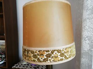 lámpara de pie vintage pantalla perfecta