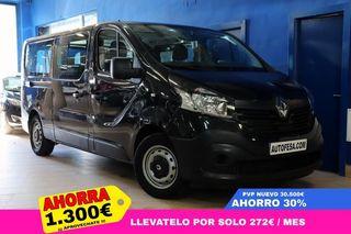 Renault Trafic Passenger Combi 9 Plazas 1.6 DCI Largo L2H1 145cv S/S 4p