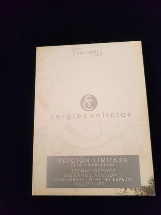 cd + dvd sergio contreras