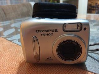 camara fotos Olympus