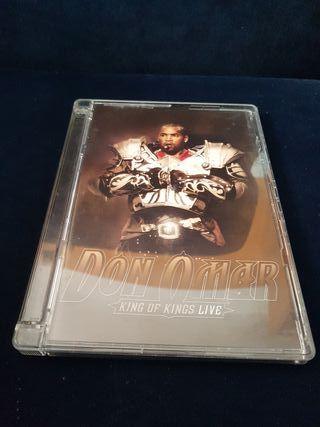 don omar doble dvd