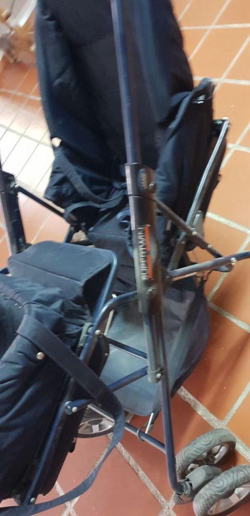carrito Vane gemelar