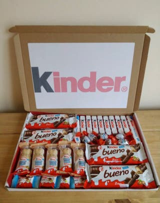 LARGE KINDER CHOCOLATE GIFT HAMPER