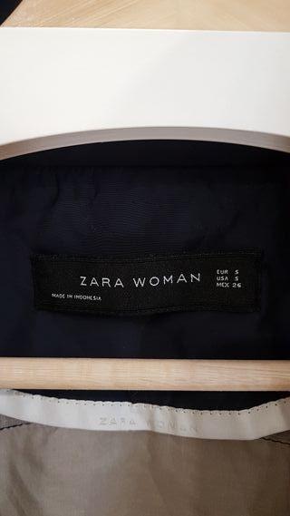 Cortavientos mujer Zara