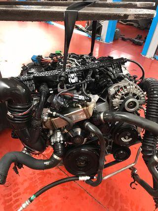 Motor 118d 143cv N47d20c