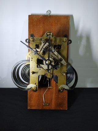 Maquinaria reloj antiguo de pared Rebajado