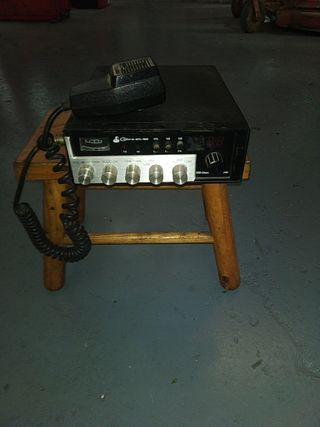 emisora cobra gtl 150