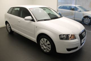 Audi A3 sportbach 1.6 gasolina garantia 1 año