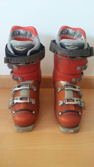 Botas esquí mujer LANGE FREERIDE