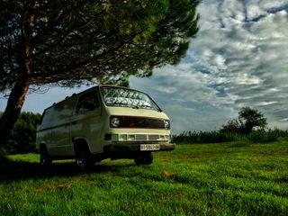 vw Volkswagen Transporter T3 panelada 1985