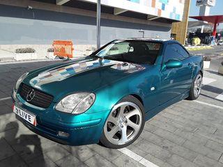 XW661722 Mercedes-Benz SLK 1998