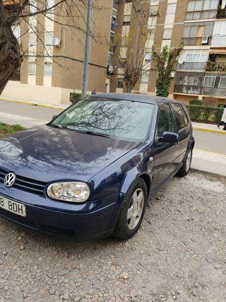 Volkswagen Golf 2001