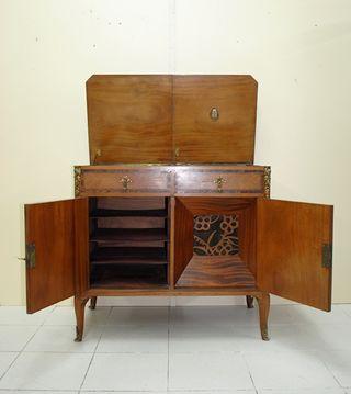 Antiguo mueble gramola