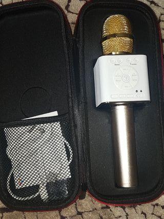 Microfono inalámbrico