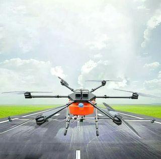 Dron fulmigador