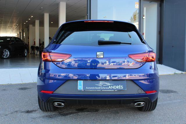 SEAT Leon CUPRA 300CV 2018