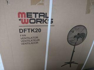 Ventilador de columna Metalworks DFT-K20