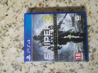 sniper 3 ps4