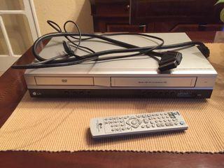 DVD LG -VHS-