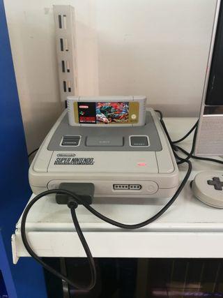 Súper Nintendo (SNES)