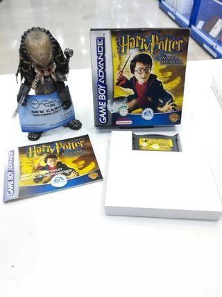 HARRY POTTER Y LA CÁMARA SECRETA GAME BOY ADVANCE
