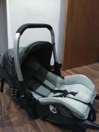 carrito bebé+ maxicosi
