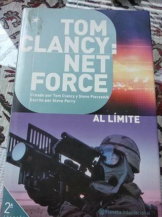 Al límite. Ton Clancy