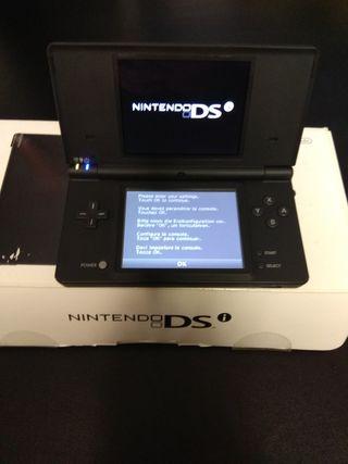 Nintendo dsi con caja