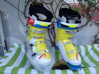 Botas esquí freeride hombre Head Venture ATX.