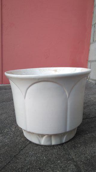 Macetero de cerámica