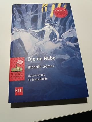 Libro Ojo de Nube