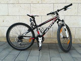 "Bicicleta niño Scott 24"""