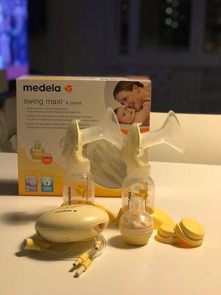 Medela saca leche electronico
