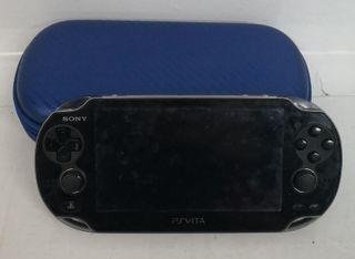 Sony PlayStation Vita negra