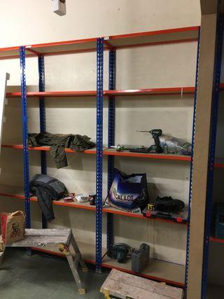 Storage racking job lot