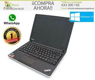 Portátil Ofertón!!! Lenovo ThinkPad Edge 13, Windo
