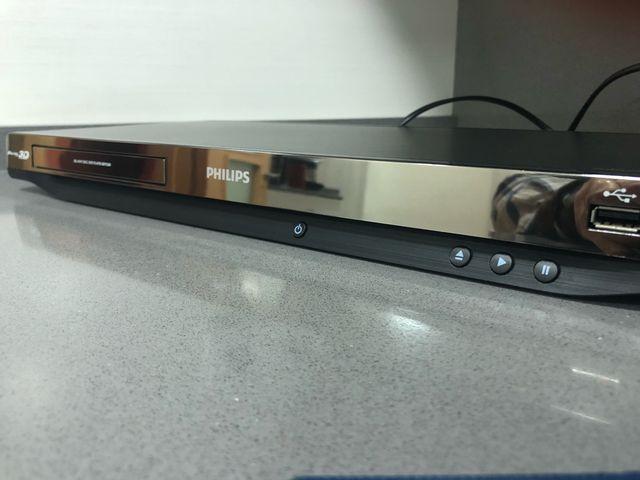 DVD 3D Blu-Ray Philips