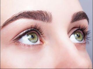 conception des sourcils ( promotion )