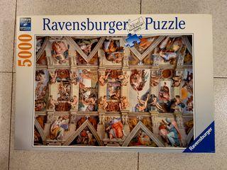 Puzzle Ravensburger 5.000 piezas