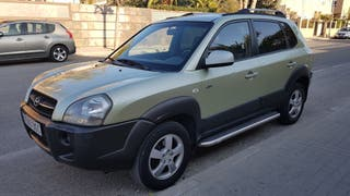 Hyundai Tucson 2.0 CRDI 112cv 4x4