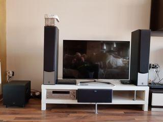 Equipo Alta fidelidad Home Cinema
