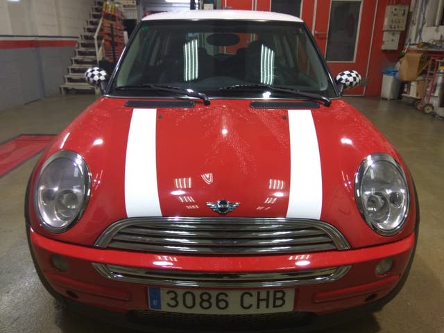 Mini Cooper R50 2003