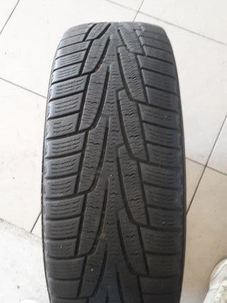 Neumáticos invierno Kumho