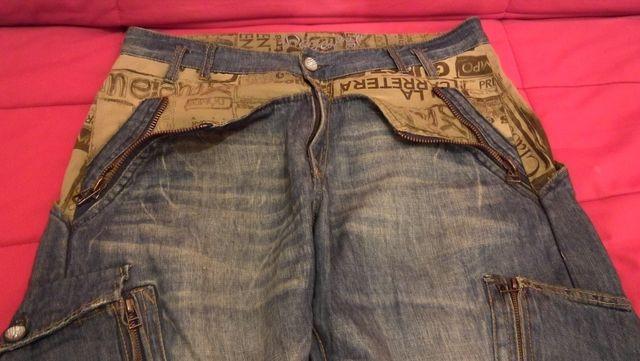 pantalón marca Desigual