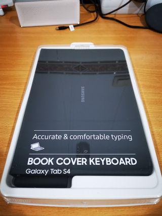 Funda Teclado Galaxy tab S4