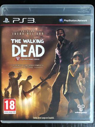 Walking Dead GOTY PS3
